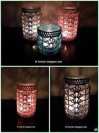 12 amazing festive diy ideas for mason jar lighting 12
