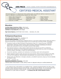 4 Medical Assistant Resume Objective Sample Resume Cover Note