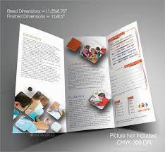 Back To School Brochure Template 02867 Brochurenewsleteremail ...