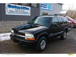 2004 Chevrolet Blazer LS 4x4 in Black - 111554 | NYSportsCars.com ...
