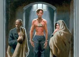 gay passion of christ envisioned and attacked the huffington post the passion of christ a gay vision