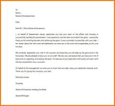 15 Thank You Letter To Employee Shawn Weatherly
