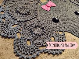 Elephant Rug Crochet Pattern Interesting Popular Elephant Rug Crochet DIY Hometalk