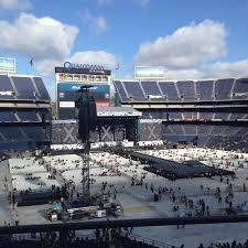 Sdccu Stadium Section Lv17 Row 2 Seat 5 One Direction