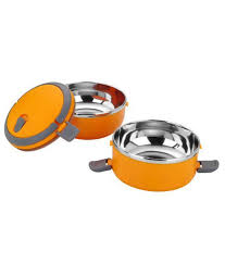 plenzo two layers colorful stainless steel lunch box keep food warm thermal insulated bento lunch