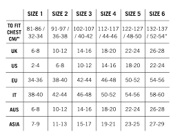 What Are Your Sizing Measurements Do You Have A Size Chart