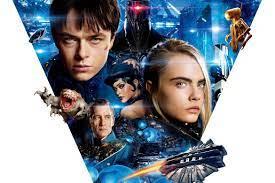 Valerian - Die Stadt der tausend Planeten (2017)