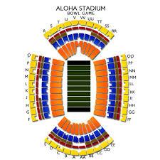 Aloha Stadium Tickets Hawaii Rainbow Warriors Home Games