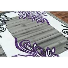 purple and gray area rug amazing awesome best purple area rugs ideas on purple regarding grey