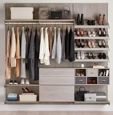 Media Closet Design The Container Store To Introduce A Full Custom Closet Suite