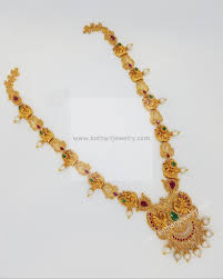 necklaces harams chakri polki uncut diamond