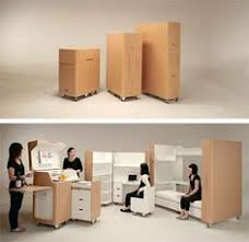 compact furniture design. Interesting Design Collapsible Rooms For Compact Furniture Design P