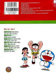 Doraemon Truyện Dài Tập 2