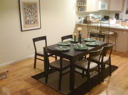 Craftsman Stool And Table Set Wooden Tables And Chairs Farmhouse Wooden Kitchen Tables Natural