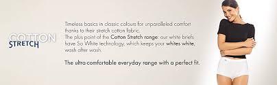 Playtex Cherish Womens Maxi Cotton High Rise Briefs Pack Of 3