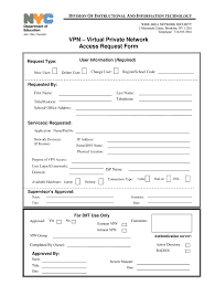 Access Order Form Template How To Write A Mail For Vpn Access Request Fill Online