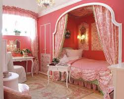 ... Shocking Ideas Bedroom Ideas For Teenage Girls Pink Little Girl And  Teen Decorated With Amazing Bunk ...