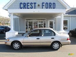 1996 Cashmere Beige Metallic Toyota Corolla DX #63200783 ...