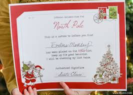 If you have created a certificate or website using our. Santa S Nice List Certificate Let S Diy It All With Kritsyn Merkley