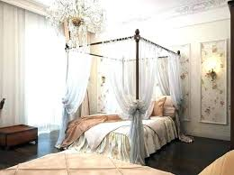 sheer curtains over bed – vetri.me