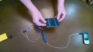 Как сделать солнечную батарею в домашних