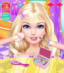 fashion doll s makeover