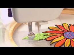 How To Do Embroidery With Sewing Machine