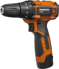 <b>Дрель</b>-<b>шуруповерт Daewoo</b> Power Products <b>DAA 1220 Li</b> купить в ...