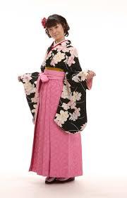 白卒業式の袴レンタルと髪型