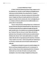 an analysis of wilfred owens futility international page 1 zoom in