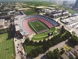 Southern Methodist University Gerald J Ford Stadium
