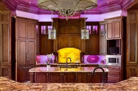 kitchen ambient lighting. Ambient Lighting - Coats Residence Kitchen