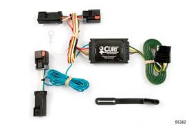 jeep liberty 2002 2007 wiring kit harness curt mfg 55382 2006 jeep liberty trailer wiring kit 2002 2007 by curt mfg 55382