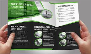 What Is A Pamphlet Sample Sample Of Travel Brochure Itvmarketer