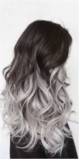 Long Side Parting Wavy Colormix Capless