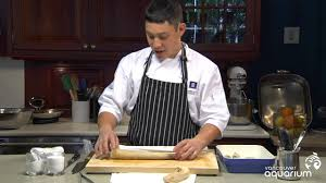 How to Cook a Geoduck Clam - YouTube