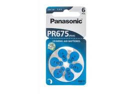 <b>Батарейка</b> Panasonic <b>PR44</b>-6LB HEP 6шт купить недорого в ...
