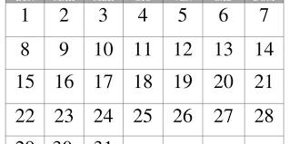 Iuglio 2019 Calendario Pdf Excel Word