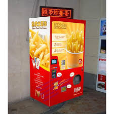 Hot Food Vending Machines Beauteous Touch Screen Hot Food Vending Machine For French Fries Buy Hot