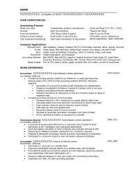 Accounting Resumes Interesting Resume Writing Format Accountant