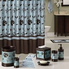 brown and blue bathroom accessories. Contemporary Blue Brown Bathroom Accessories Set Home Design Sets And Features Turquoise 20  Inside Blue
