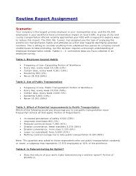 University Assignment Report Writing | Example Of A Report
