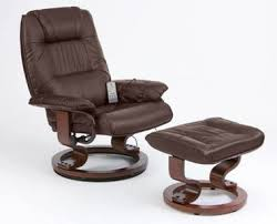 office recliner chair. Heated 4 Point Massage Reclining Chair With Remote Control Office Recliner