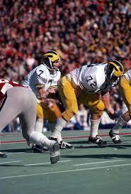 Rick Leach | Michigan wolverines football, Wolverines football, Michigan  football