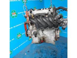 Used Toyota Yaris Verso (P2) 1.5 16V Engine - 1NZFE 1NZFE1263873 ...