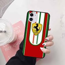 Elvis stitch disney iphone 11 pro max case. Ferrari Case Coque Fundas For Iphone 11 Pro Max X Xs Xr 4s 5s 6s 7 8 Plus Se 2020 Cases Cover Phone Case Covers Aliexpress