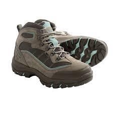 hi tec snia hiking boots waterproof suede for women