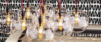 glass globe pendant lights handmade in
