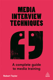 media interview techniques 9780749474720