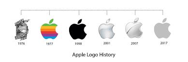 How Iconic Apple Logo   Logaster